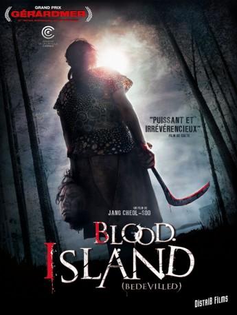 Blood Island Affiche
